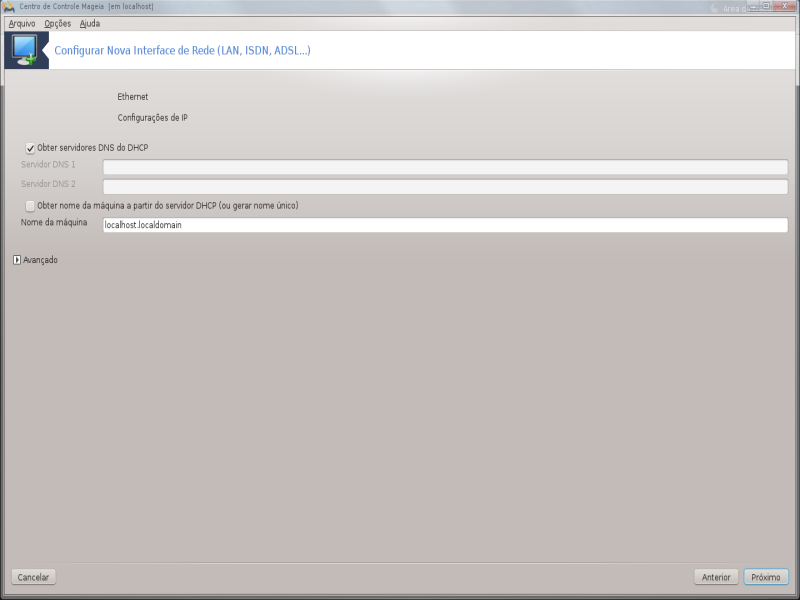 ... opção Atribuir nome do host do servidor DHCP. Nem todos os servidores  DHCP tem essa função e, se você estiver configurando o seu PC para obter um  ... 6a47572403